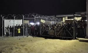 Απίστευτη καταγγελία για τα επεισόδια στη Χίο - Πρόσφυγας τραυματίστηκε σοβαρά στο κεφάλι