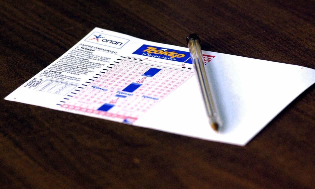 Τζόκερ: Οι τυχεροί αριθμοί που σε στέλνουν... ταμείο! – Δείτε πόσα κληρώνει την Κυριακή