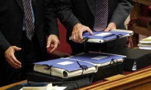 Αρχές της εβδομάδας κατατίθεται ο προϋπολογισμός στη Βουλή