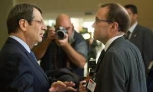 Την ελπίδα για χειροπιαστά αποτελέσματα στο Κυπριακό σύντομα, εξέφρασε ο Πρόεδρος Αναστασιάδης