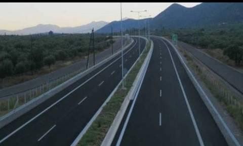 Έργο-ανάσα: Σε λειτουργία τίθεται ο αυτοκινητόδρομος Κόρινθος-Τρίπολη-Καλαμάτα!