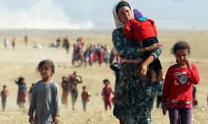 ΟΗΕ για Ιράκ: «Οι άμαχοι στη Μοσούλη δε βρίσκονται σε διασταυρούμενα πυρά, είναι ο στόχος των πυρών»