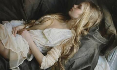 Είκοσι πανέμορφες γυναίκες σε δελεαστικές πόζες μέσα από τη ματιά του ρώσου ζωγράφου Μαρσένικοφ
