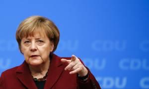 Είναι επίσημο: Η Άνγκελα Μέρκελ θα είναι ξανά υποψήφια καγκελάριος της Γερμανίας