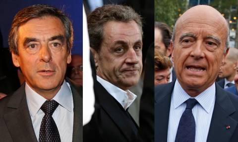 Προεδρικές Εκλογές Γαλλία 2017: Ποιος κερδίζει τη μάχη για το χρίσμα της Δεξιάς;