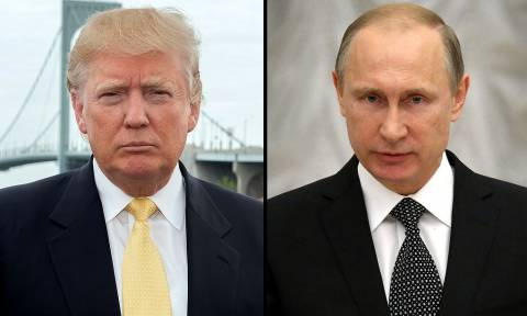 Υπόσχεση Τραμπ προς Πούτιν: Μαζί θα επανορθώσουμε τις σχέσεις ΗΠΑ - Ρωσίας