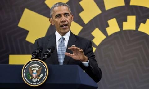Έκκληση Ομπάμα για συνεργασία με τον Ντόναλντ Τραμπ