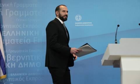 Επιμένει ο Τζανακόπουλος: Εμείς θα περάσουμε τη δεύτερη αξιολόγηση χωρίς υποχωρήσεις στα εργασιακά