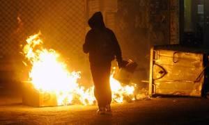 Ανάληψη ευθύνης για την επίθεση με μολότοφ στο Α.Τ. Εξαρχείων