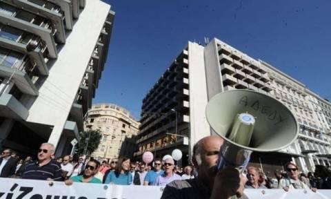 ΑΔΕΔΥ: Γενική απεργία και συγκέντρωση στην πλ. Κλαυθμώνος την Πέμπτη (24/11)