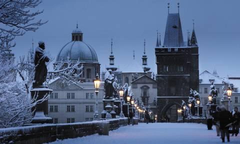 Ψυχρότερος από το συνηθισμένο θα είναι ο φετινός χειμώνας στην Ευρώπη