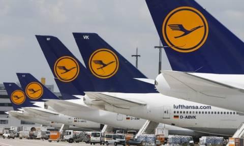 Απεργούν την Τετάρτη οι πιλότοι της Lufthansa