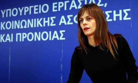 Διαπραγματεύσεις: Τι συζήτησε η Αχτσιόγλου με τους κοινωνικούς εταίρους