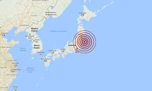 Ισχυρός σεισμός 7,3 Ρίχτερ στην Ιαπωνία - Χτύπησαν τα πρώτα κύματα τσουνάμι