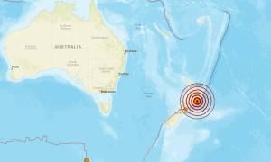 Νέος ισχυρός σεισμός συγκλόνισε τη Νέα Ζηλανδία