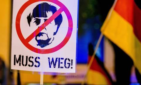 Οι λαοί «γκρεμίζουν» τη γερμανοκρατούμενη Ευρώπη