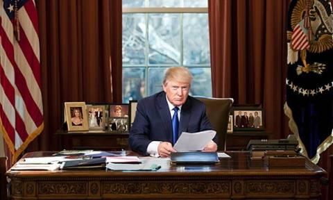 Ποιο είναι το σχέδιο Τραμπ για την πρώτη ημέρα του ως πρόεδρος των ΗΠΑ;