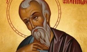 Άγιοι Φιλήμων ο Απόστολος, Άρχιππος, Ονήσιμος και Απφία: Εορτάζουν 22 Νοεμβρίου