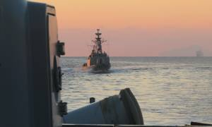 Πολεμικό Ναυτικό: Άσκηση ΟΡΜΗ 5/16 (pics)