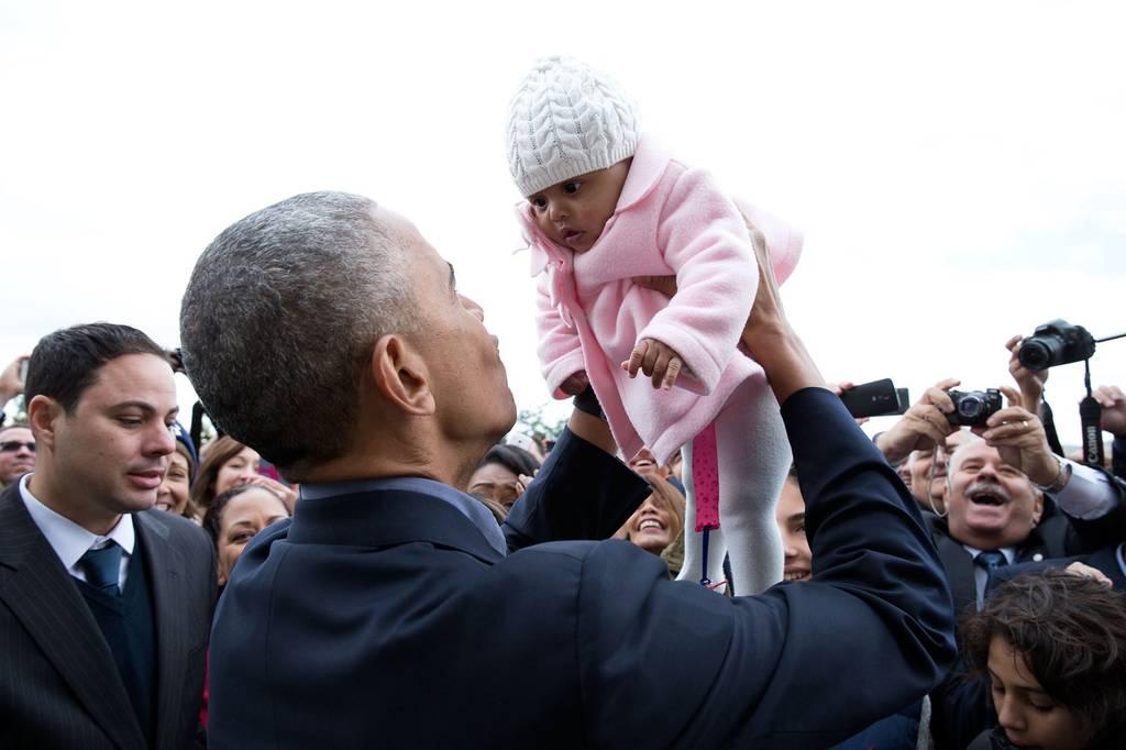 Μπαράκ Ομπάμα: Η επίσκεψη του Αμερικανού Προέδρου στην Αθήνα μέσα από το φακό του Λευκού Οίκου