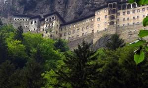 Κλειστή έως το 2018 η Μονή Παναγίας Σουμελά στην Τραπεζούντα