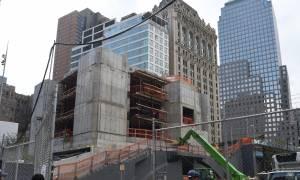 Αναβλήθηκε η τοποθέτηση σταυρού στον Αγιο Νικόλαο Νέας Υόρκης