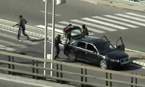 Γαλλία: Κινηματογραφική ληστεία με λεία 5 εκατ. ευρώ σε αυτοκινητόδρομο στο Παρίσι