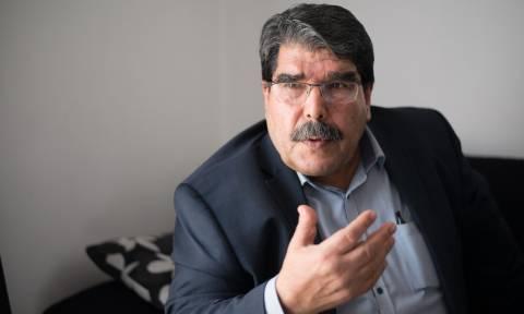Τουρκία: Ένταλμα σύλληψης και του ηγέτη του κόμματος PYD των Κούρδων της Συρίας