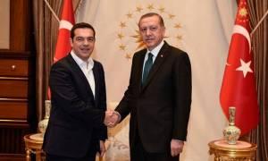 «Κλείδωσε» η συνάντηση Τσίπρα – Ερντογάν