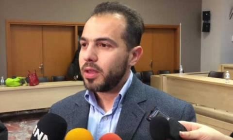 Ροδόπη: Ανέλαβε καθήκοντα ο νέος αντιπεριφερειάρχης Νίκος Τσαλικίδης