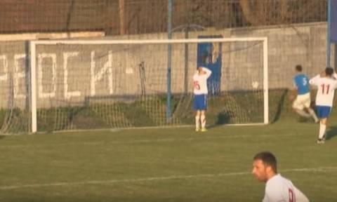 Η μεγαλύτερη χαμένη ευκαιρία για γκολ που έχετε δει στη ζωή σας! (vid)