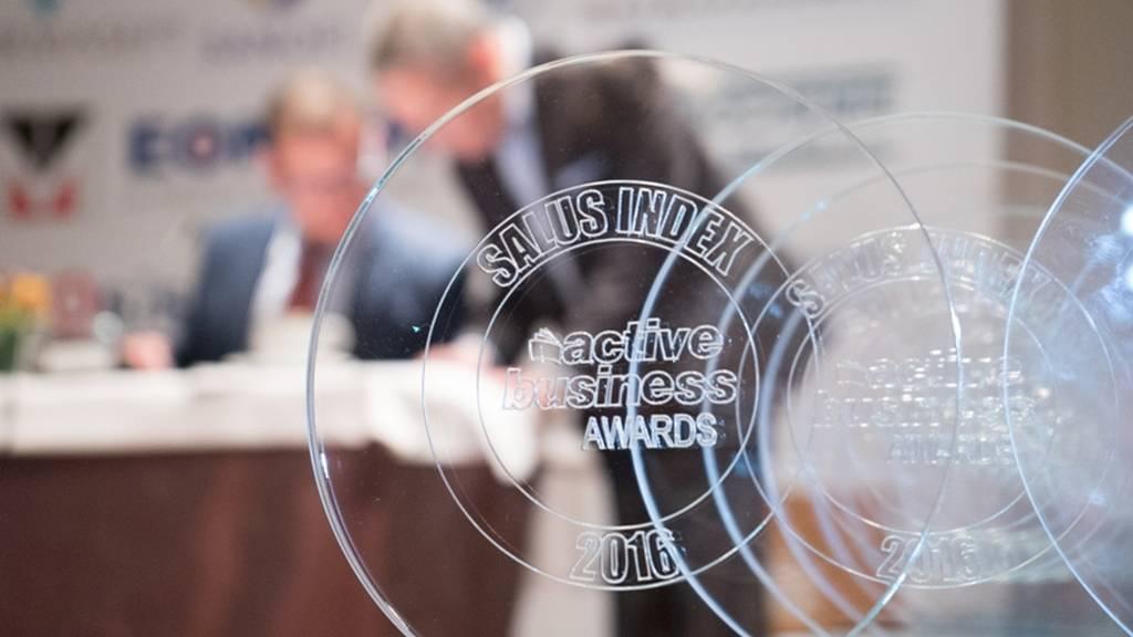 Salus Index 2016: Η επιχειρηματική αριστεία στον κλάδο του φαρμάκου