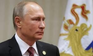 Путин подписал указ о засекречивании сведений о военно-техническом сотрудничестве РФ