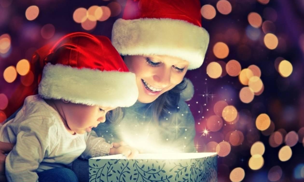 Χριστούγεννα 2016: Αυτά είναι τα δώρα που δεν θα ξεχάσει ποτέ το παιδί σας