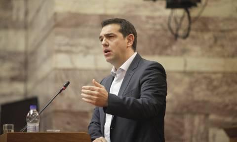 Τσίπρας στην ΚΟ του ΣΥΡΙΖΑ: Η Συνθήκη της Λωζάννης δεν αμφισβητείται (vid)
