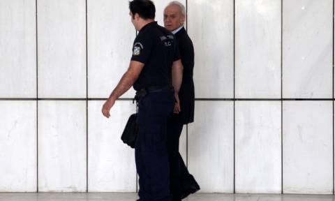 Έξαλλος ο Τσοχατζόπουλος μετά την απόρριψη της τρίτης αίτησης αποφυλάκισής του