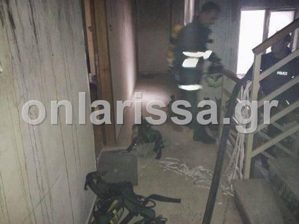 Λάρισα: Σε σοβαρή κατάσταση ο 4χρονος που παραλίγο να καεί ζωντανός - Κομμένο το ρεύμα στο σπίτι