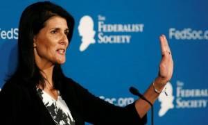 ΗΠΑ: Κόρη μεταναστών η επιλογή Τραμπ για τη θέση της πρέσβειρας του ΟΗΕ