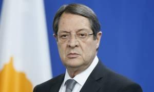 Κυπριακό LIVE: Δείτε ζωντανά το διάγγελμα του Νίκου Αναστασιάδη