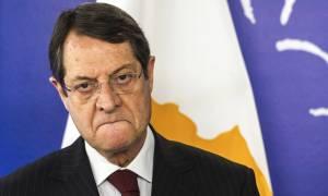 Κυπριακό – Αναστασιάδης: Αδιάλλακτος ο Ακιντζί – Θα συνεχίσω την προσπάθεια