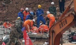 Τραγωδία στην Κίνα: 67 νεκροί από κατάρρευση πλατφόρμας σε εργοστάσιο παραγωγής ενέργειας (video)