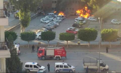 Επίθεση Τουρκία: Ισχυρή έκρηξη στα Άδανα - Δύο νεκροί, 33 τραυματίες (pic)