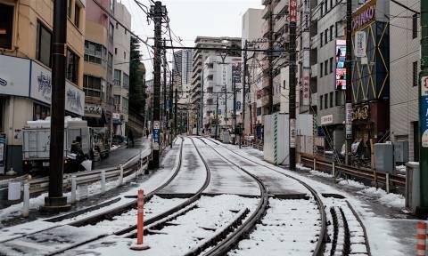 Καιρός: Δείτε σε ποια πόλη χιόνισε έπειτα από μισό αιώνα τέτοια εποχή!