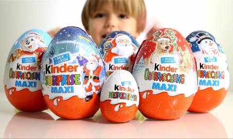 Αποκάλυψη – ΣΟΚ για τα σοκολατένια αυγά Kinder-Έκπληξη (Pics)
