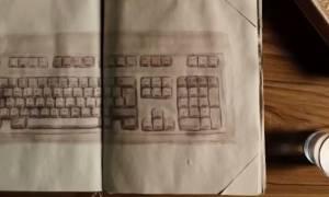 Η ιστορία του Qwerty και η διάταξη του πληκτρολογίου