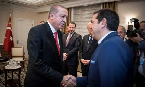 Κυπριακό: Μυστήριο με τη συνάντηση Τσίπρα – Ερντογάν