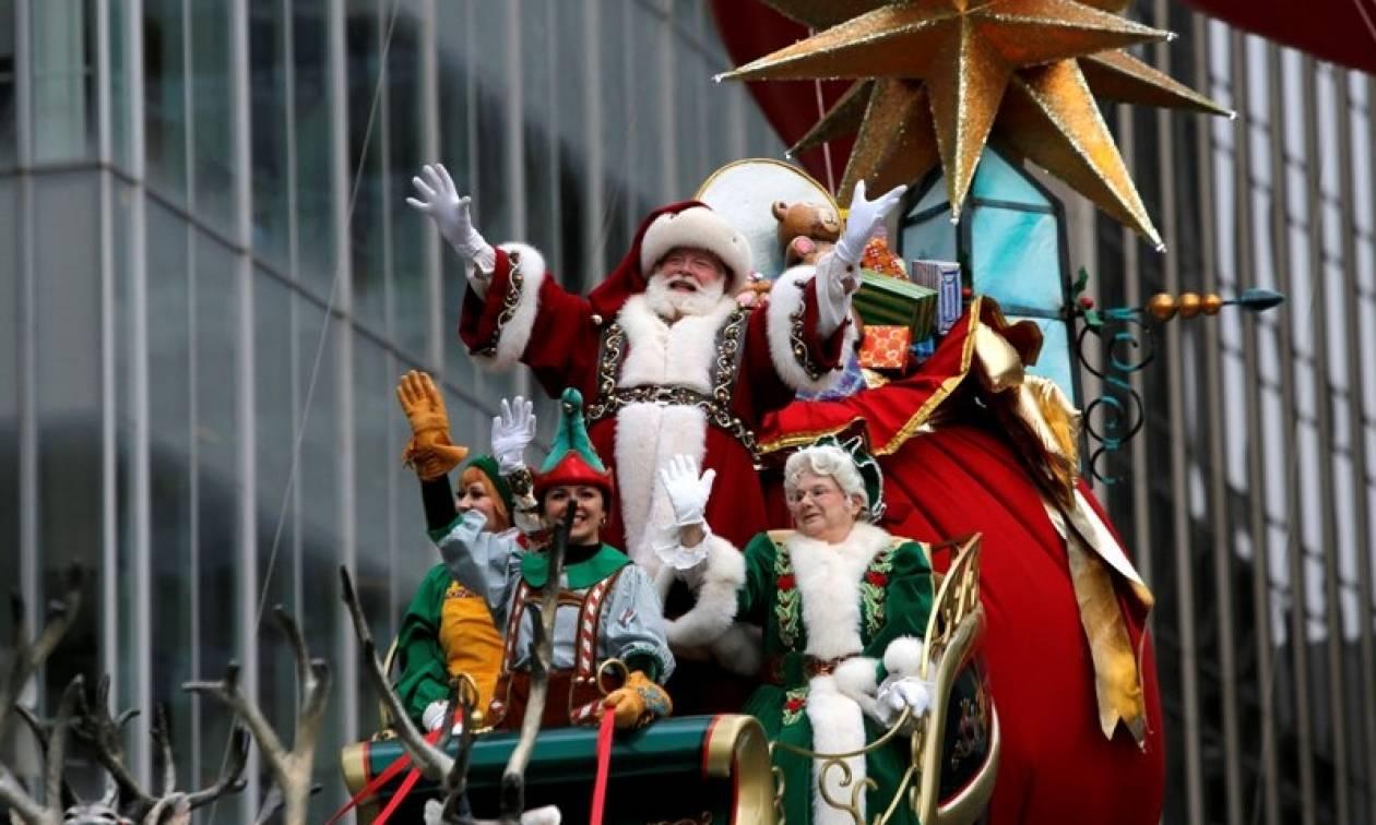 Νέα Υόρκη: Φαντασμαγορική παρέλαση για την Ημέρα των Ευχαριστιών! (pics+vid)