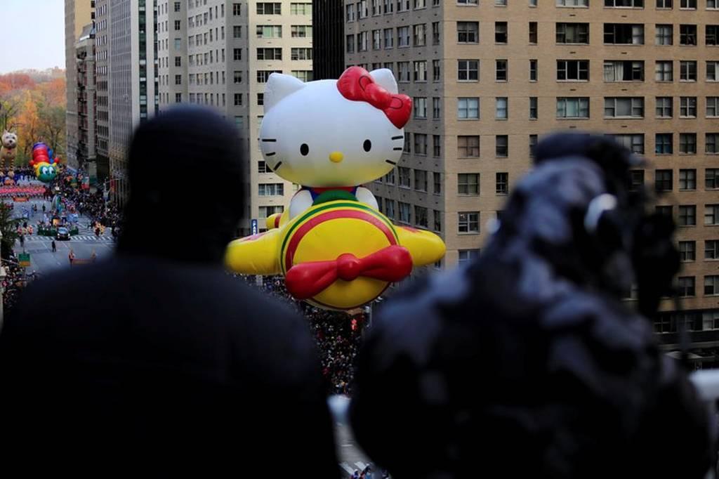 Νέα Υόρκη: Φαντασμαγορική παρέλαση για την Ημέρα των Ευχαριστιών! (pics)
