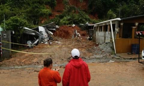 Σε κατάσταση έκτακτης ανάγκης η Νικαράγουα λόγω του σεισμού και του κυκλώνα Ότο (vid)
