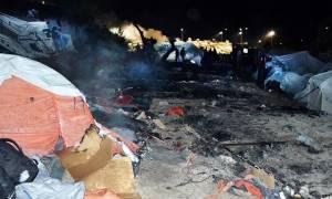 Σοκ στη Μυτιλήνη: 66χρονη και το 6χρονο εγγόνι της κάηκαν ζωντανοί